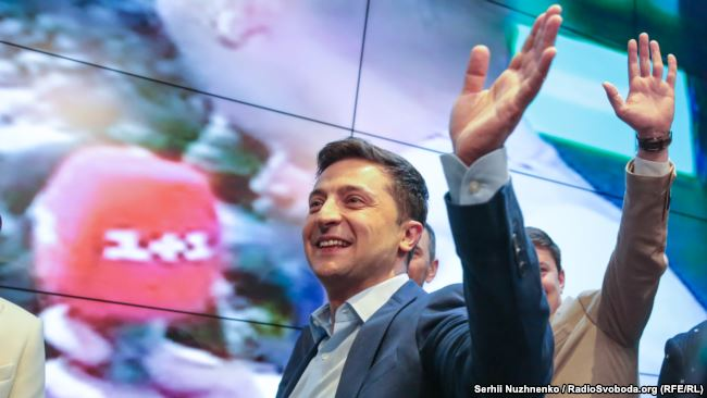 Zelenskyi's inauguration, International Tribunal, the Immortal Regiment and more – Weekly Update on Ukraine #15, 6 – 12 May