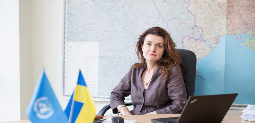 Announcement: Before leaving the country, Head of UN Human Rights Monitoring Mission in Ukraine will present a public report