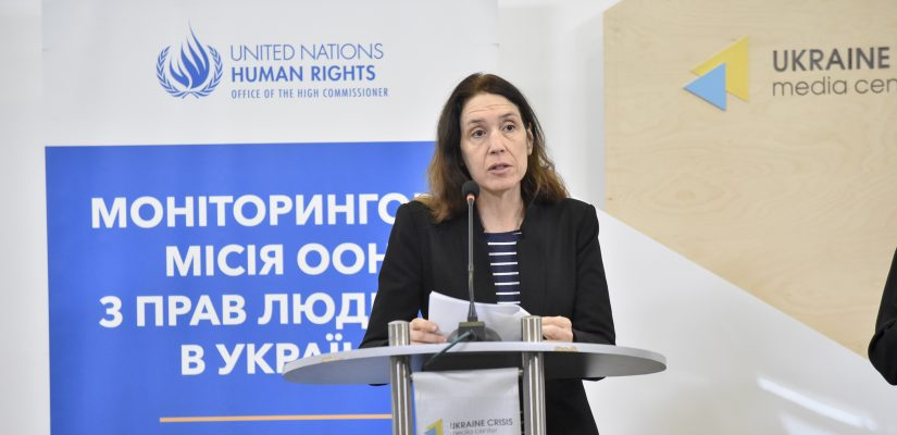 8 civilians were killed and 60 injured due to hostilities in Eastern Ukraine in May-August – UN Human Rights Monitoring Mission