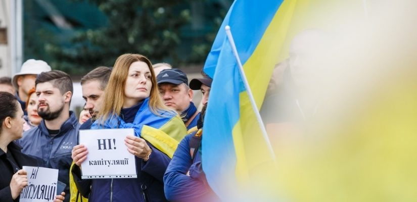 Protests, disengagement of troops and more – Weekly Update on Ukraine #31, 30 September – 6 October