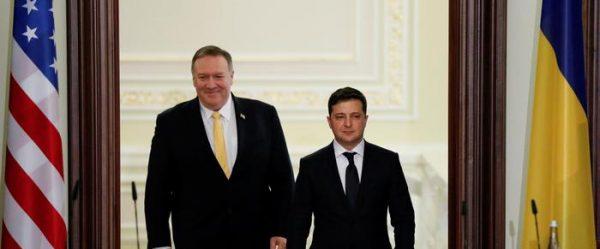 Backdrop and implications of Secretary Pompeo's visit to Ukraine