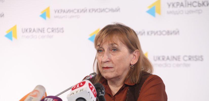 Iryna Bekeshkina: No Regions in Ukraine where Majority of Population Would Like to Join Russia